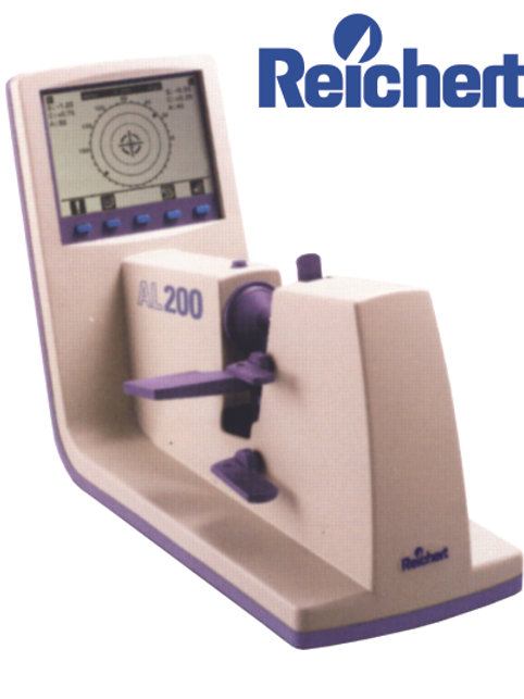 Lensômetro Digital Reichert AL200