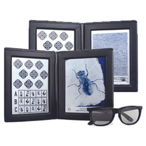 Testes OPTEC (Borboleta/Mosquito/Randot)