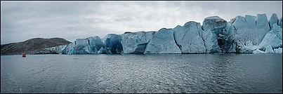 Greenland - ice sheet near Apuserserpia