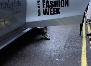 London Fashion Week 2016 - from Head to Toes, a diverse look