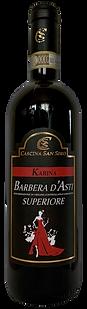 Cascina San Siro - Karina Barbera d'Asti