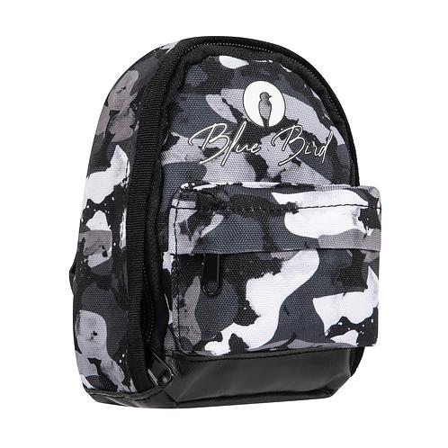 The Stash Bag - Black Camo