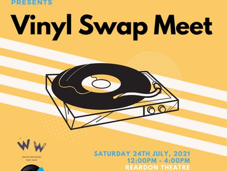 Vinyl Swap Meet