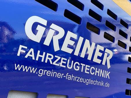 GREINER社 自走式低床トレーラー!
