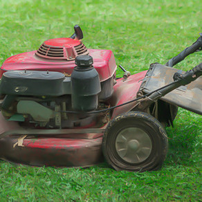 RECYCLE YOUR LAWN MOWER AT METRO RECYCLING