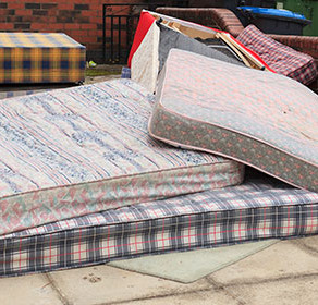 RECYCLING YOUR OLD MATTRESS