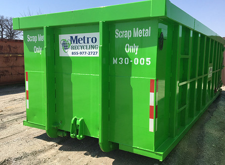 DEMOLITION RECYCLING AND DUMPSTERS