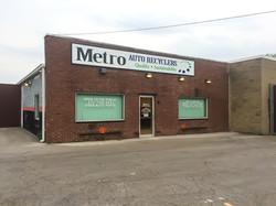 Metro Auto Recyclers Indianapolis