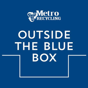 THINK OUTSIDE THE BLUE BOX