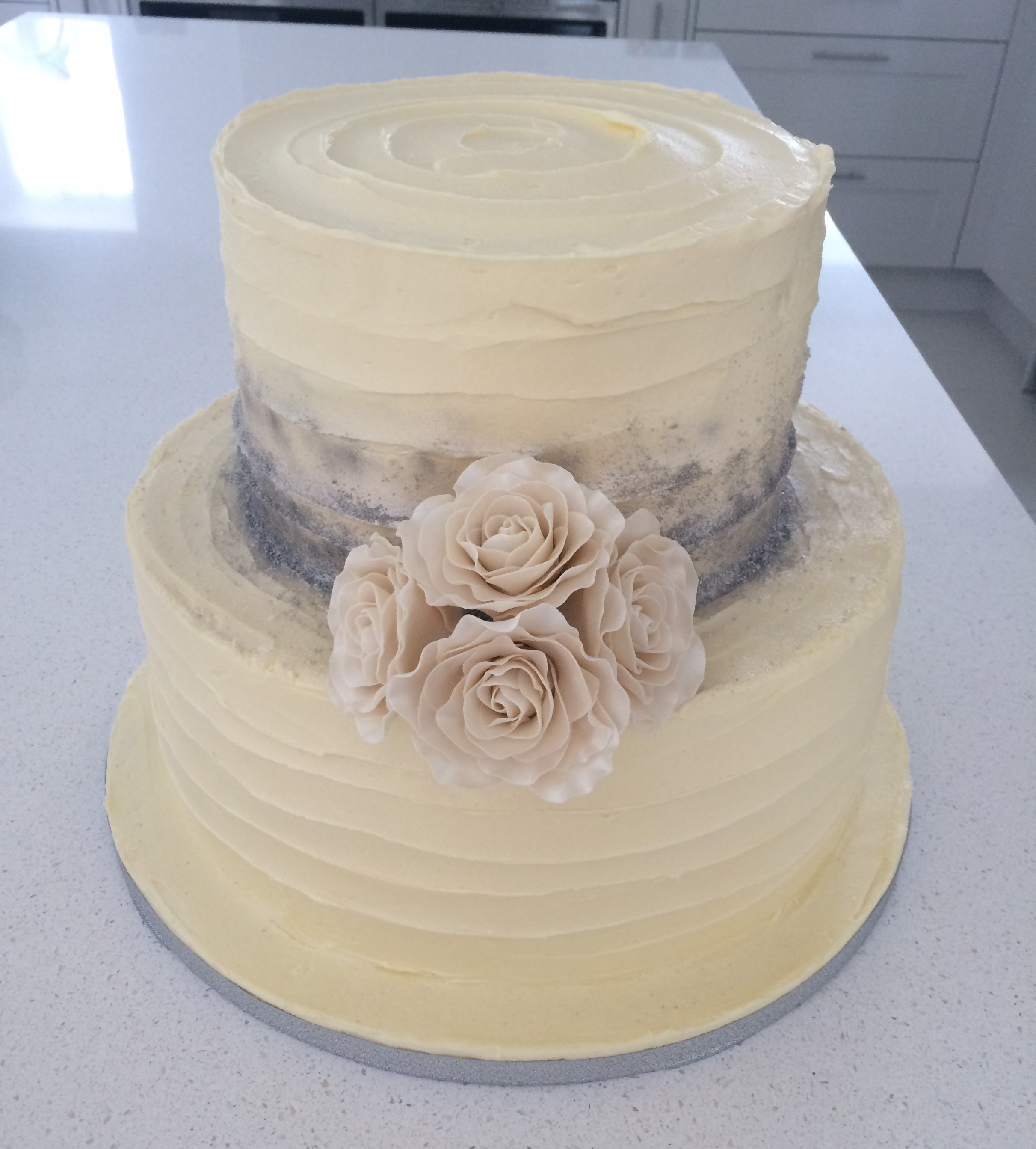 2 Tier Wedding