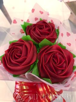 Red Rose - Mini (3 - Seasonal)