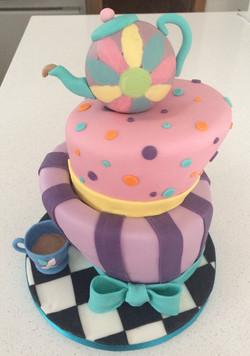 Wonky Tea Party