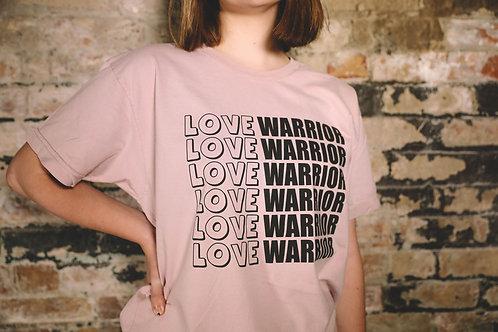Love Warrior T-Shirt