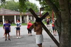 stations of the cross. vela family 10