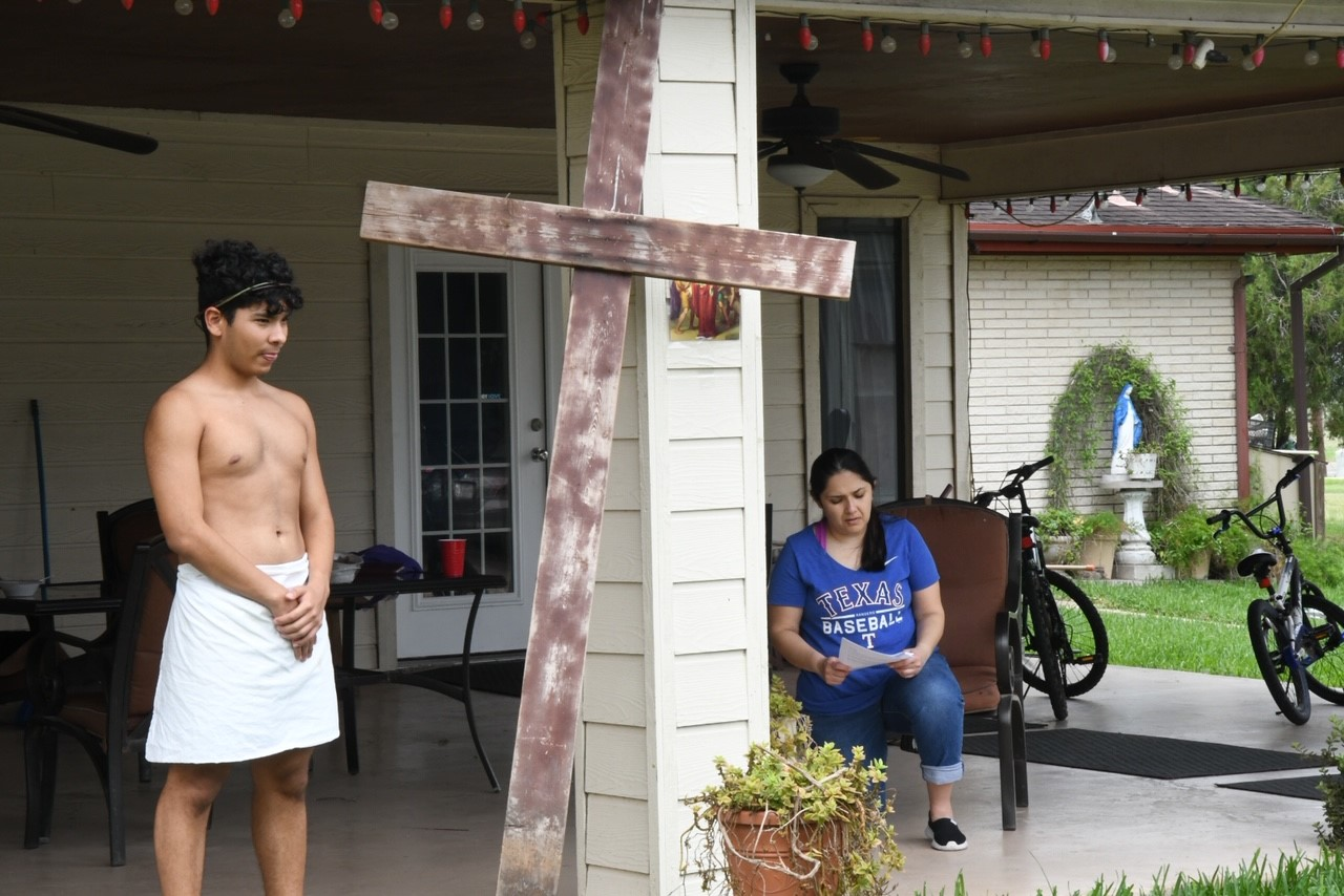 stations of the cross. vela family2