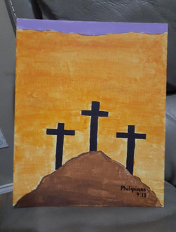 Good Friday: Phillipians 4:13