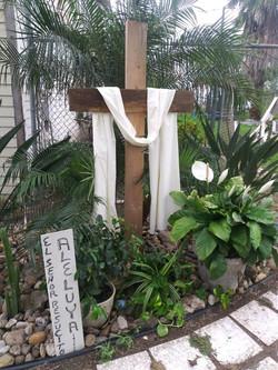 Easter Sunday:  Cross-Christ is Risen