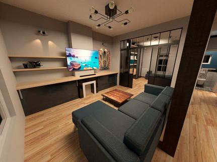 Interior Design - Living