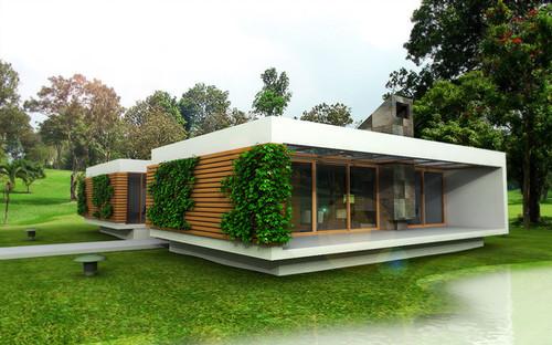 Casa Sustentable 2008