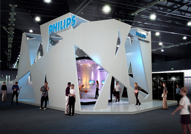Stand Philips 2012