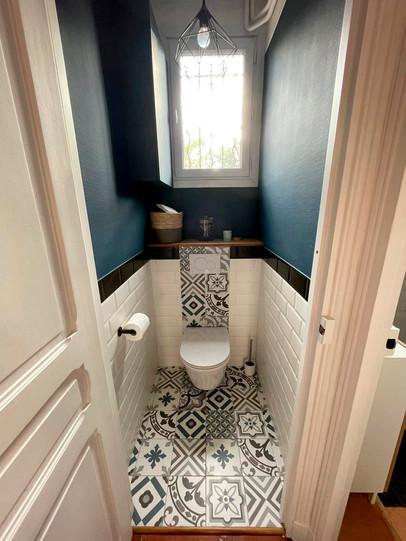 Interior Design - Toilette