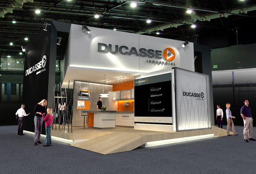 Stand Ducasse 2010