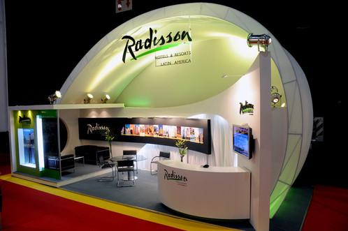 Stand Radisson 2008