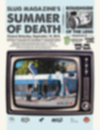 Summer of Death 2014