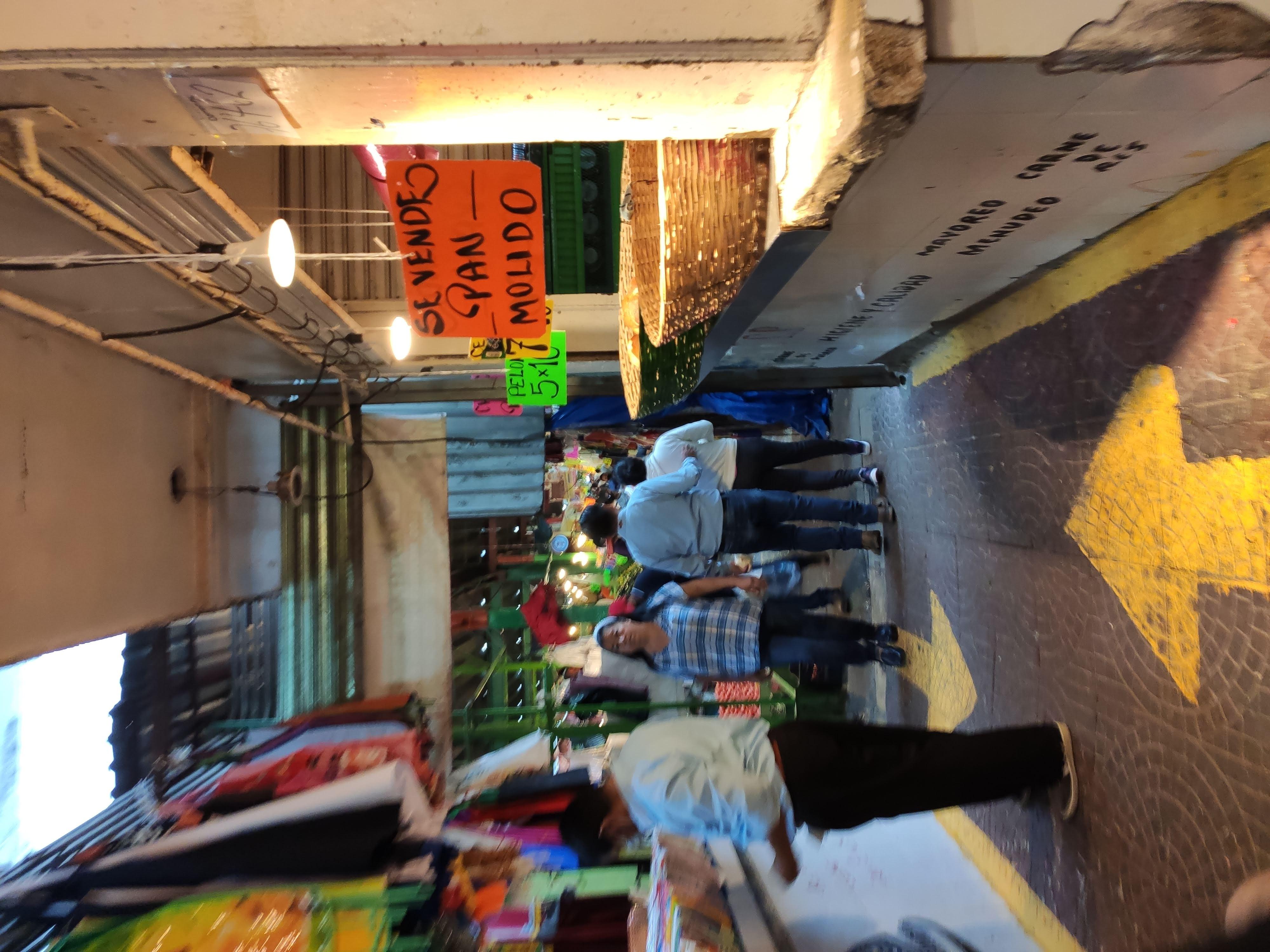Mercado Hidalgo - El instante