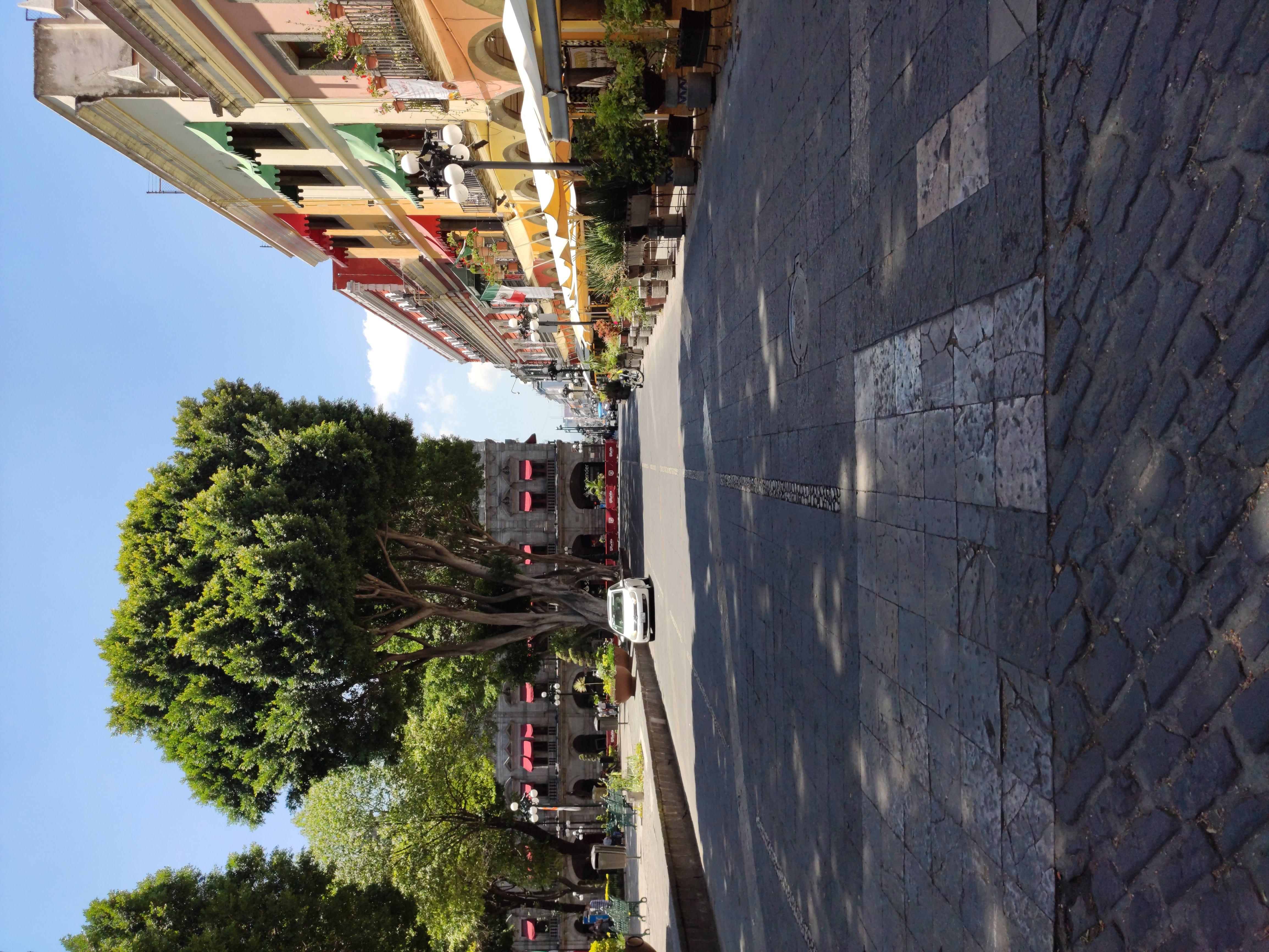 Zocalo - Habitado siempre
