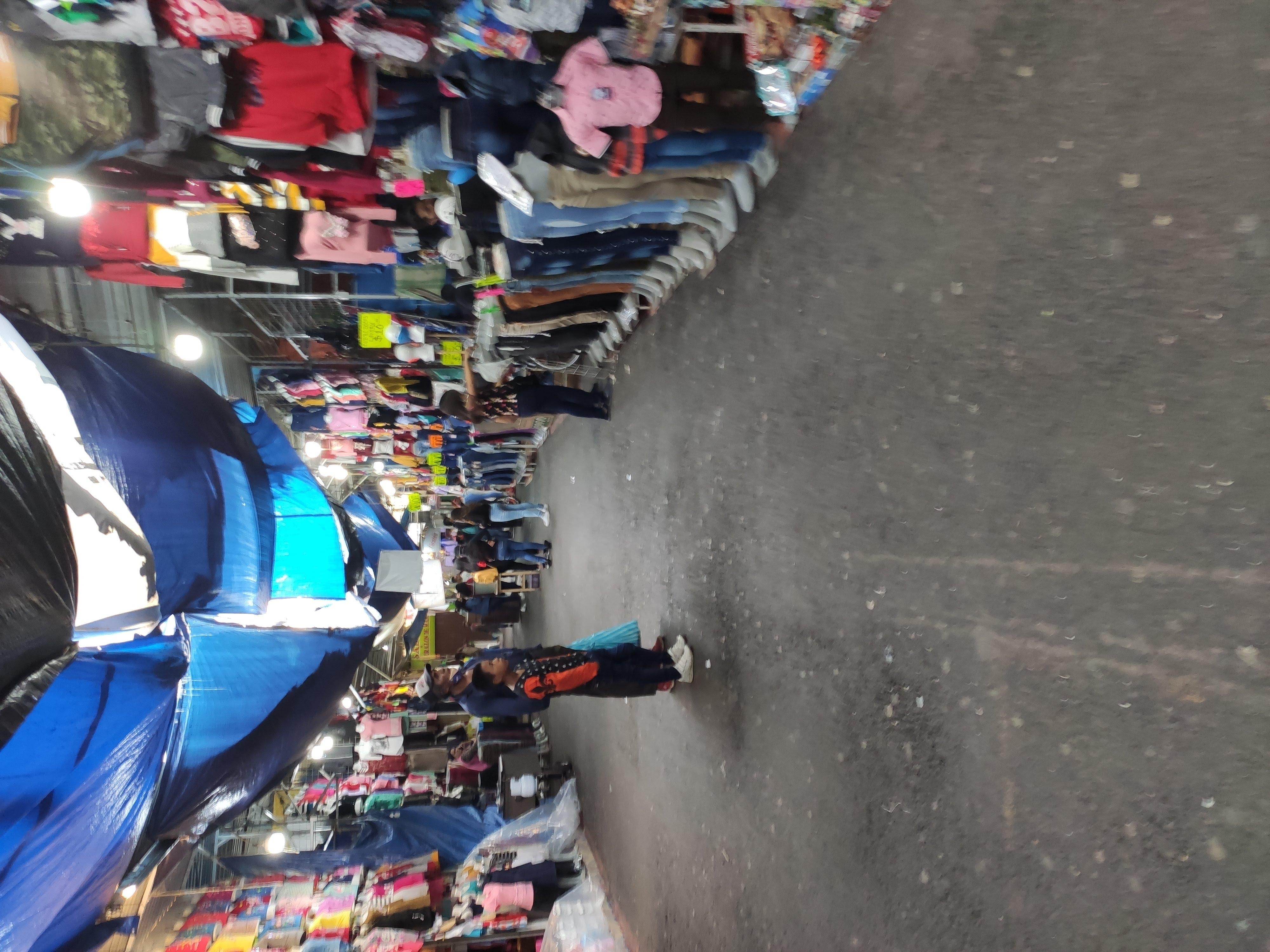 Mercado Hidalgo - Ellos