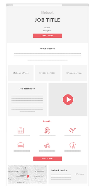 Employer Branding Job Advert Template
