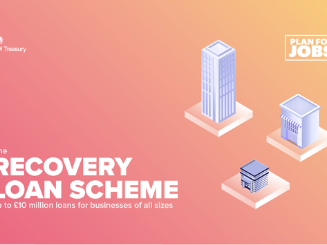 What is the Recovery Loan Scheme?