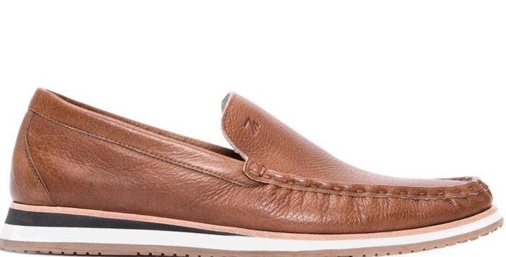 Mocassim Loafer Costura Manual - Ricardo Almeida