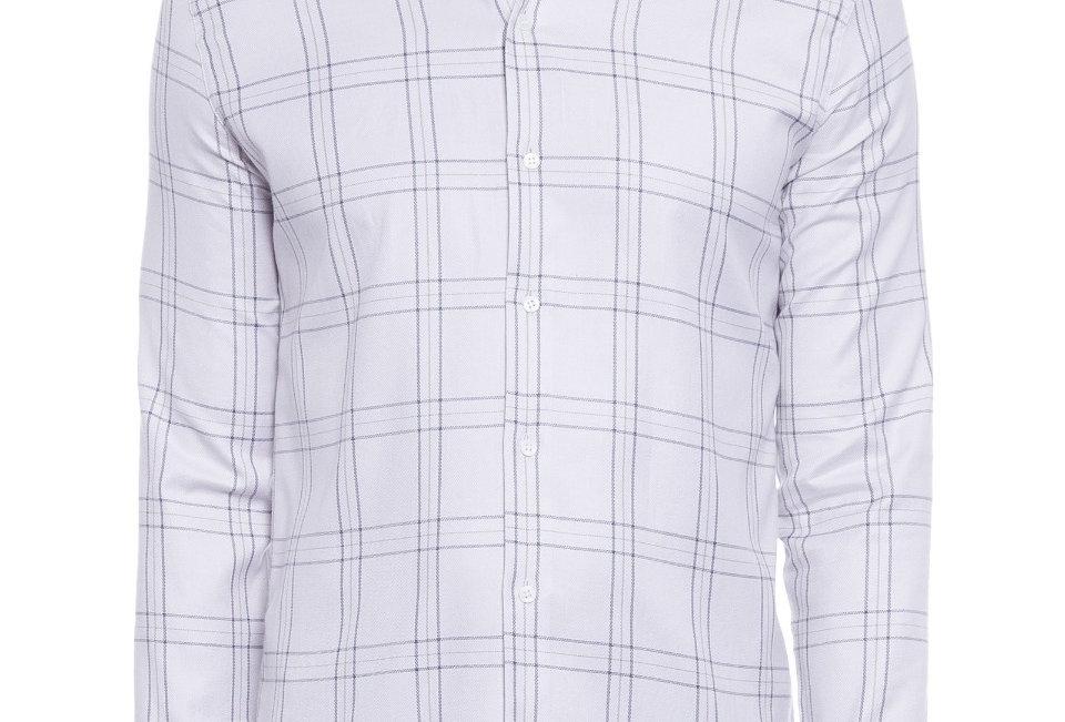 Camisa Ricardo Almeida Zaria C10- Off White