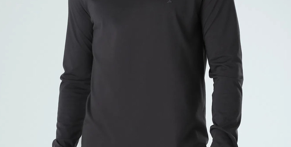 Camiseta Básica Manga Longa R.A