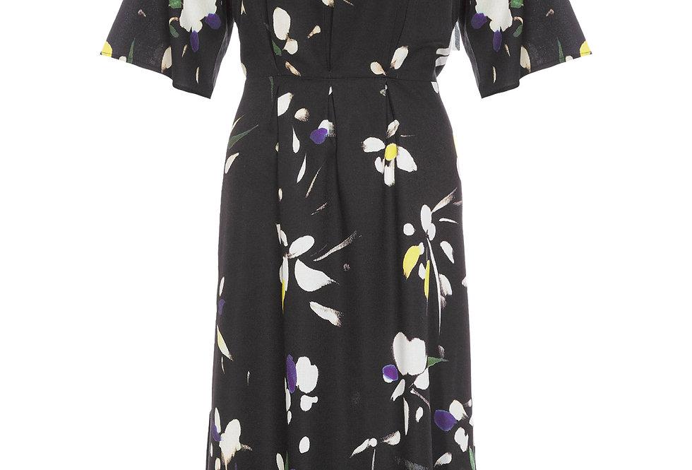 Vestido Midi Floral Ditsy - FYI