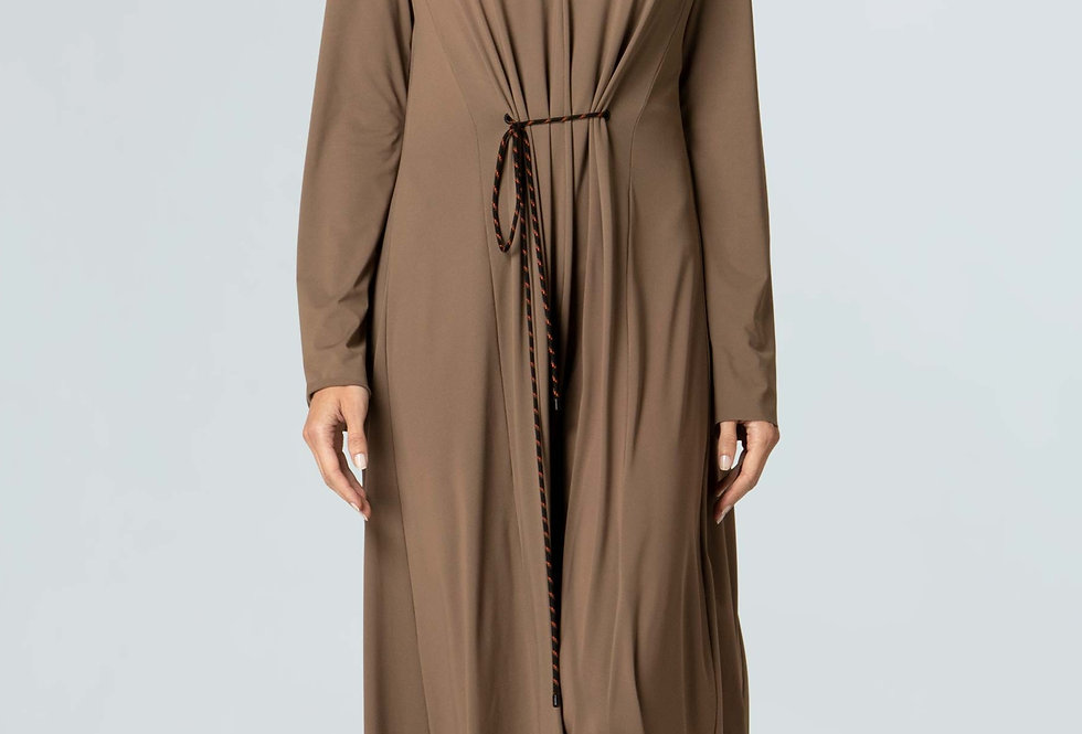Vestido Amarração Náutica Jersey - Osklen