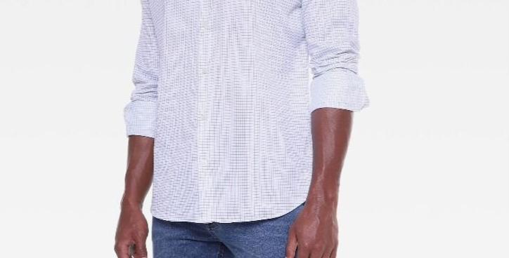 Camisa Mini Quadriculado Zapalla
