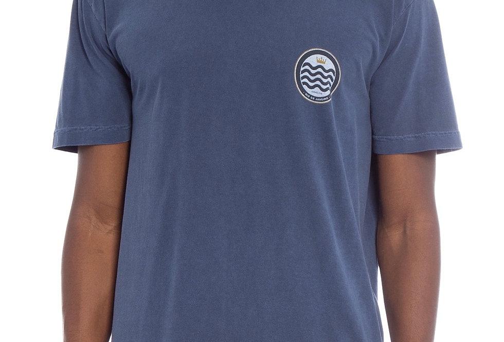 T-Shirt Patch Osklen