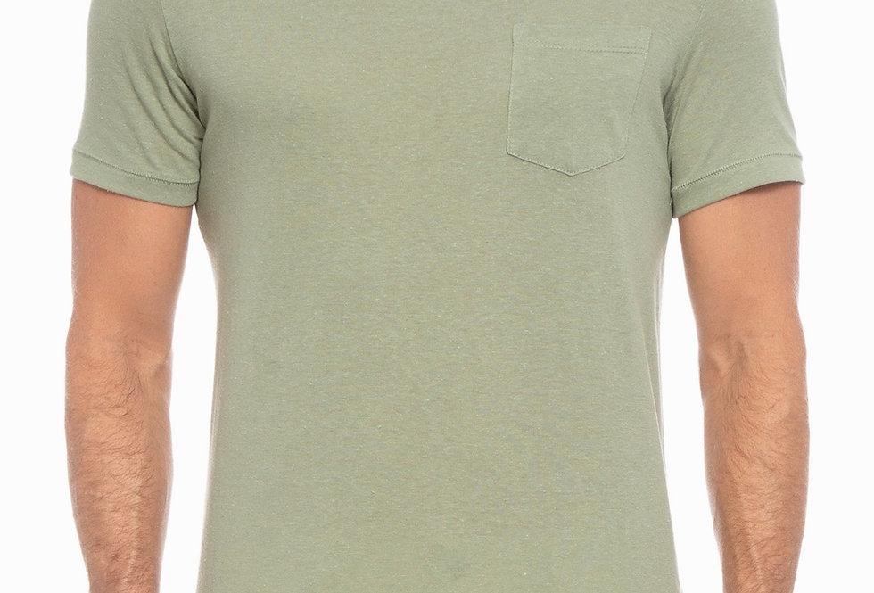 T-Shirt Rustic Pocket E-Basics Osklen