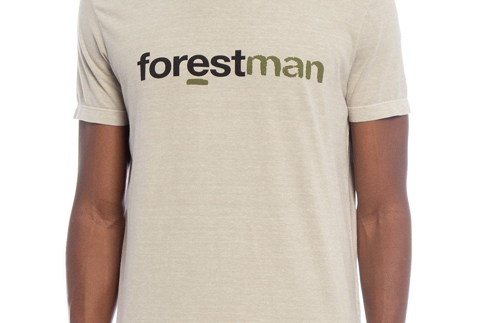 T-Shirt Stone Forestman Osklen