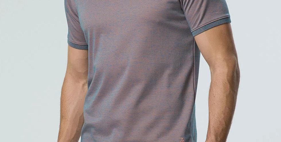 Camiseta Oxford Pima Ricardo Almeida