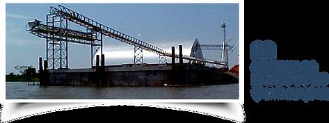 Obra portuária em Bataguaçú-MS