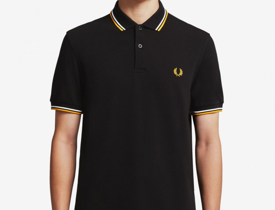 Slim Fit Fred Perry Shirt