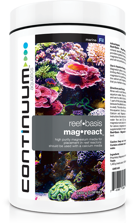 Reef Basis Mag React