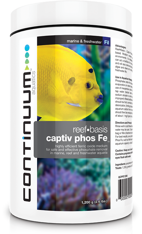 Reef Basis Captiv Phos Fe