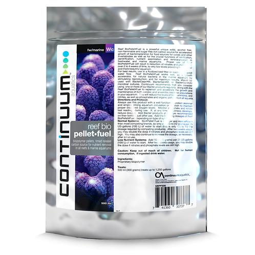 Reef Bio Pellet Fuel