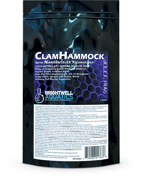 Xport-Ca Clam Hammock