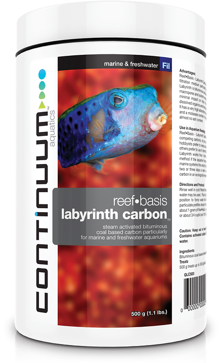 Reef Basis Labyrinth Carbon